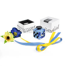 FidgetCube - 6 сторон синий камуфляж - качество ТОП - 901-12, фото 2