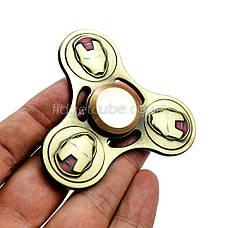 Spinner Железный человек бронза ТОП 9905, фото 3