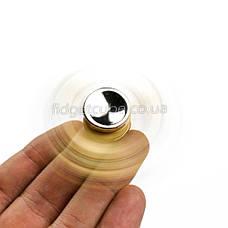 Spinner Трансформеры Оптимус золотой цвет ТОП 9902, фото 2