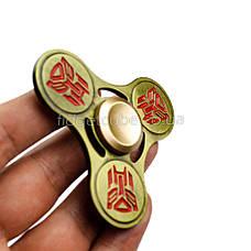Spinner Трансформеры красный цвет ТОП 9907, фото 3