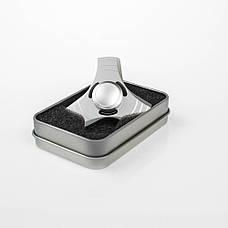 Спиннер 3 грани  в подарочной коробке - светло серый 9601-5, фото 2