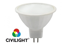 Модуль - лампа светодиодная MR16 W2F11P6 ceramic