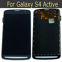 Дисплейный модуль для Samsung i537, i9295 Galaxy S4 Active (Grey) Original