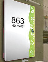 Шкафчик для ванной комнаты 400х700 мм ШК863