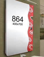 Шкафчик для ванной комнаты 400х700 мм ШК864