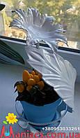 Настольная-1, подставка для цветов на 1 чашу
