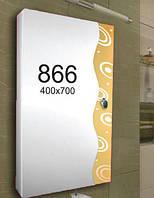 Шкафчик для ванной комнаты 400х700 мм ШК866