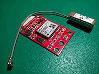 GPS модуль NEO-6M с антенной ( GY-NEO6M )