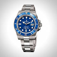Часы наручные мужские Rolex Daytona silver-blue
