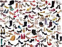 """Женская обувь категории """" Крем """" Англия секонд хенд от 20 кг"""