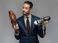 """Мужская обувь категории """" Крем """" Англия секонд хенд от 20 кг"""