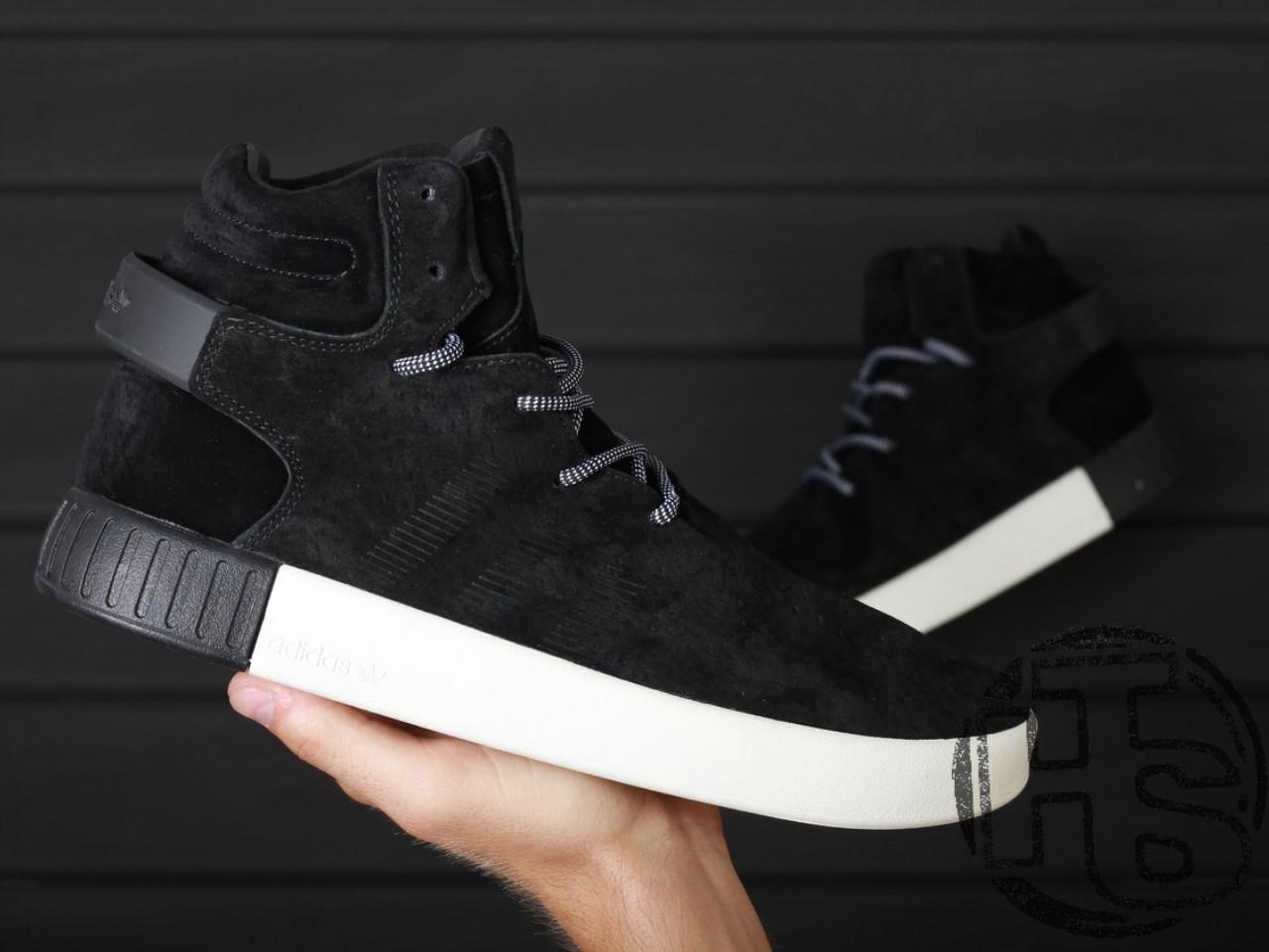 quality design e979a 7e522 Мужские кроссовки Adidas Originals Tubular Invader Black/White S81797 -  Bigl.ua