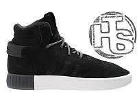 Мужские кроссовки Adidas Originals Tubular Invader Black/White S81797