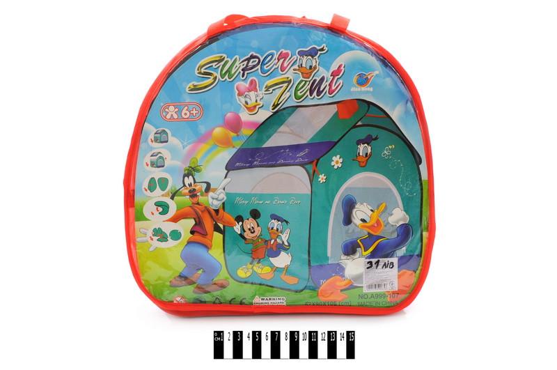 Детская палатка А999-107 Дисней