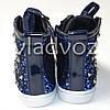Детские демисезонные сникерсы ботинки для девочки Clibee 27р 17см, фото 3
