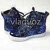 Детские демисезонные сникерсы ботинки для девочки Clibee 27р 17см, фото 4