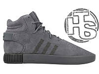 Мужские кроссовки Adidas Originals Tubular Invader Gray/Onix S81796