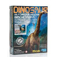 Научная игра Раскопки Брахиозавр