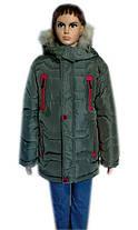 Куртка зимняя 5-9 лет, фото 2