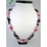 Эксклюзивное ожерелье из агата