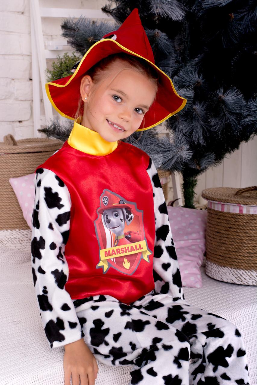 Детский костюм мультяшного персонажа Маршалл