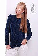 Вязаный женский свитер Вильнюс