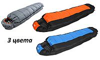 Спальный мешок пуховый типа мумия M350 теплый и легкий ABARQS | -5*C