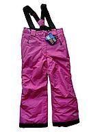Полукомбинезон (лыжные штаны) для девочек, Lupilu, размеры 86/92,86/92, арт. Л-434