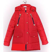 Куртка детская подросток демисезон весна осень для девочки Катя