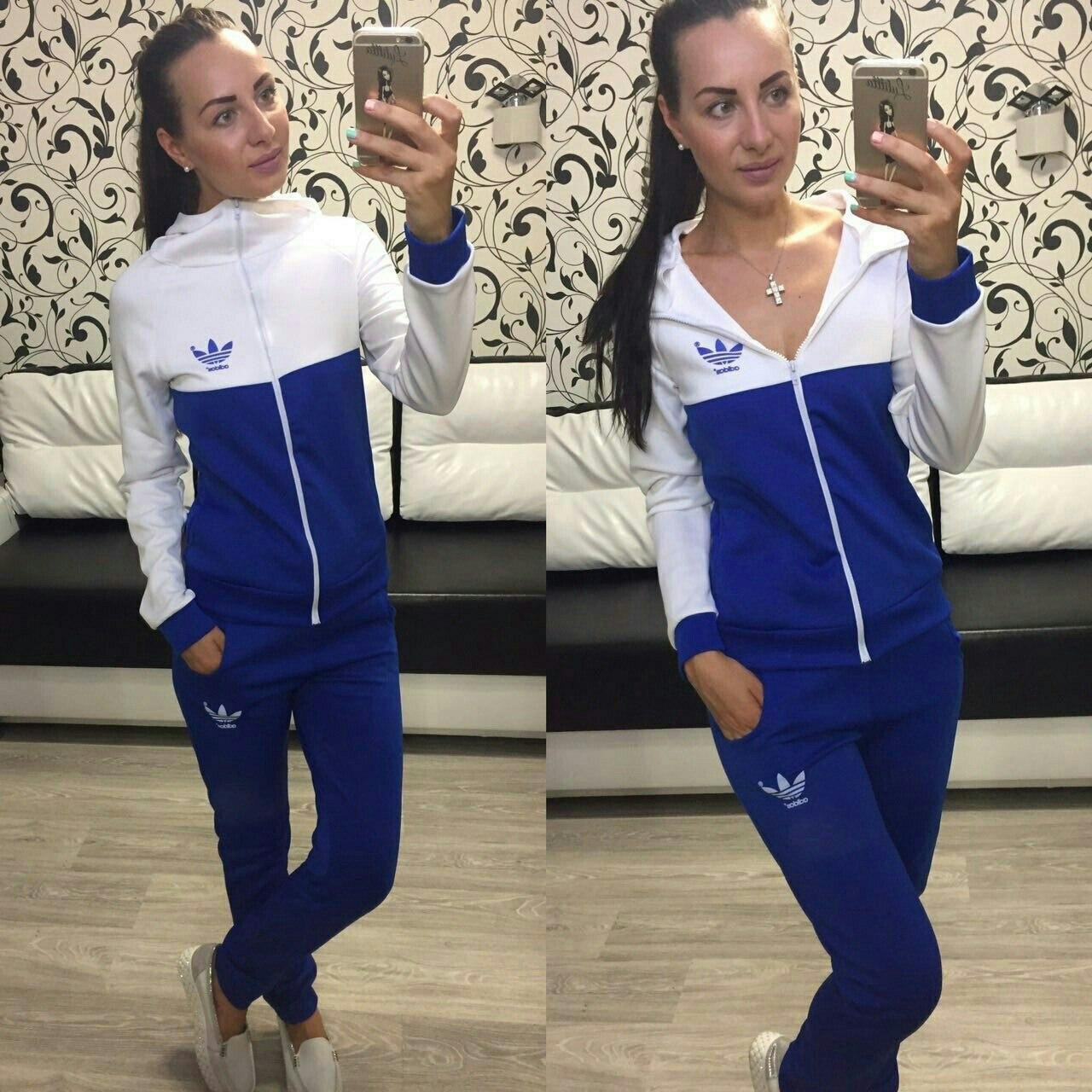 Женский спортивный костюм Adidas  продажа, цена в Киеве. спортивные ... 8c7ec001f16