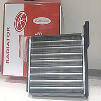 Радіатор опалення (пічки) 2108 2109 21099 2113 2114 2115 Таврія 1102 1103 1105 алюминиевывй Aurora
