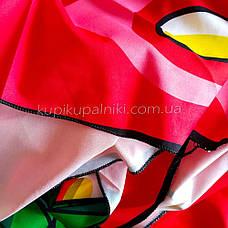 Пляжное покрывало с рисунком Клубники 150*120, фото 3