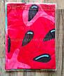 Пляжное покрывало круглое с рисунком Арбуза прикольный принт яркий Пляжный коврик подстилка 150*150, фото 6