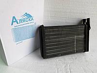 Радиатор отопителя (печки) 2108 2109 21099 2113 2114 2115 Таврия 1102 1103 1105 алюминиевывй Аляска