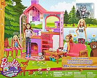 "Игровой набор комната на кемпинге сестер Барби серии ""Барби и ее сестры"" /Barbie Sisters Camping Fun Cabin , фото 4"