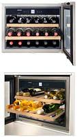 Винный шкаф WKEes 553 Liebherr  (холодильный встраиваемый)