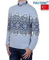 Мужской качественный свитер Pulltonic