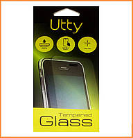Защитное стекло 2.5D Utty для Lenovo A7020 / Vibe K5 Note (Screen Protector 0,3 мм)