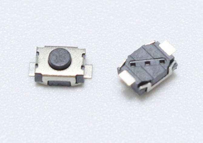 Кнопка тактовая SMD 3x4x2 2Pin, фото 2