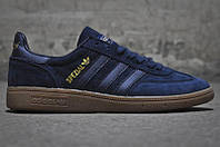 Adidas Originals Spezial (Темно-синие) Натуральная замша