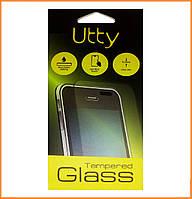 Защитное стекло 2.5D Utty для Huawei Y6 II / Y6 2 (Screen Protector 0,3 мм)