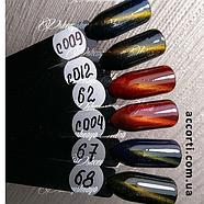 Черные типсы на кольце, 50 шт, фото 2