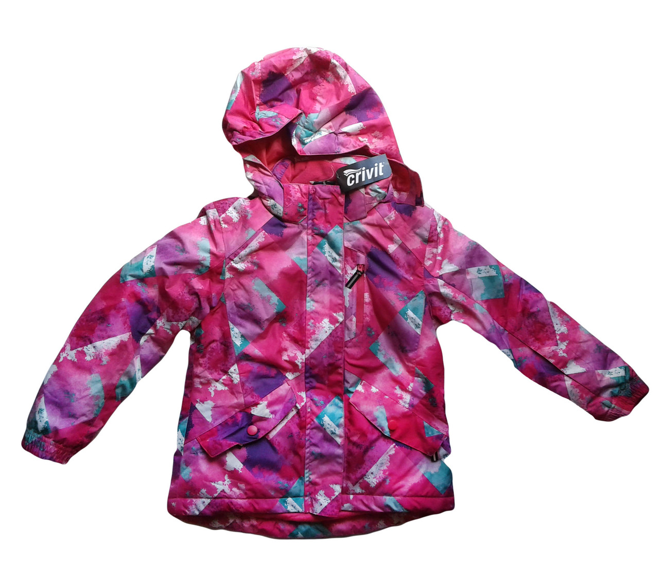 Куртка для девочки, Crivit, размеры 134/140(2 шт), арт. Л-435