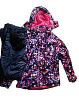 Комбинезон с курткой для девочки, CRIVIT, размер 158/164, арт. Л-436, фото 1