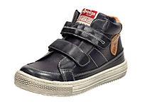 Ботинки для мальчиков на липучке AMERICAN CLUB