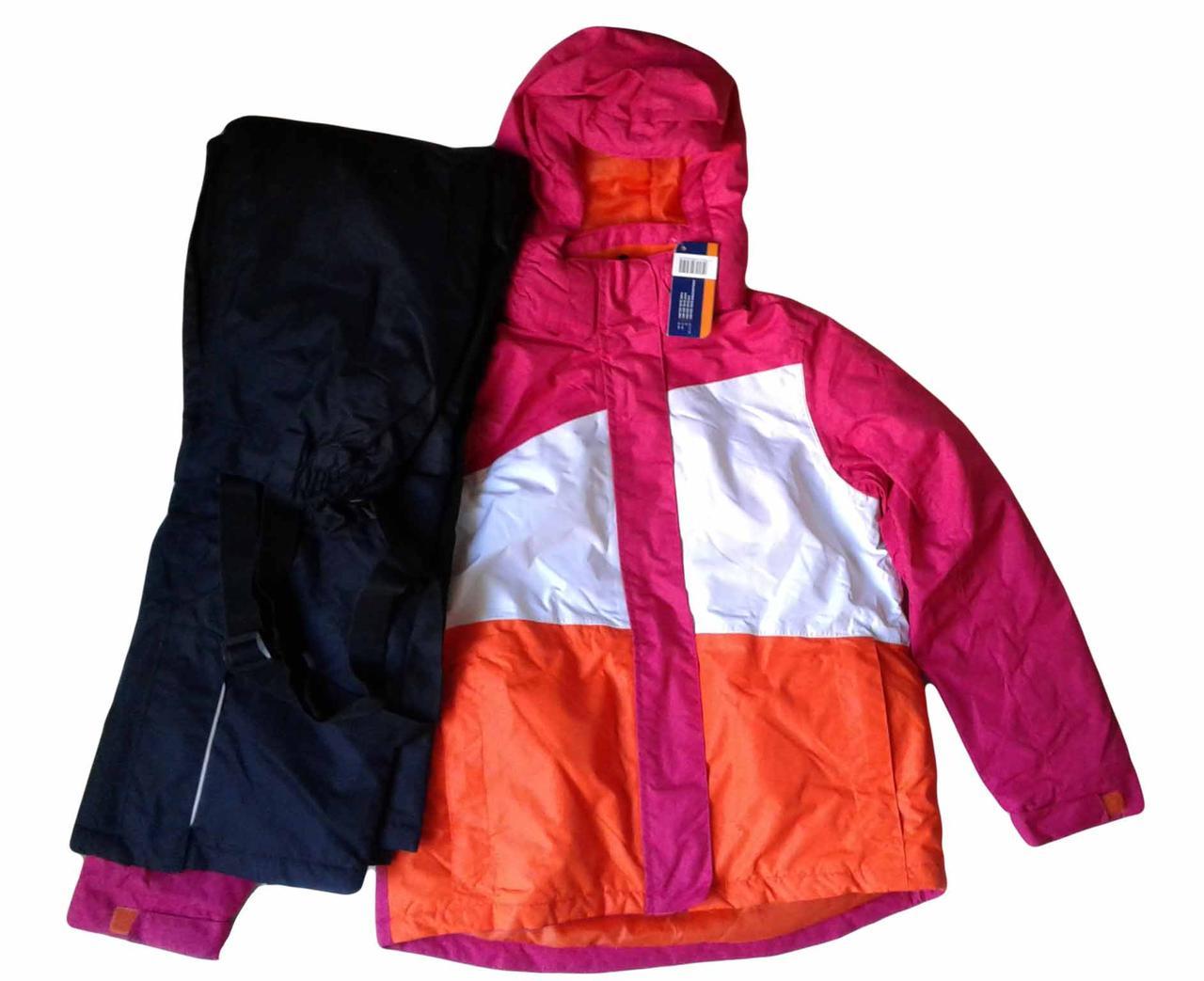 Комбинезон с курткой для девочки, CRIVIT, размер- 146/152, арт. Л-437