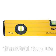 Уровень SIGMA поворотный глазок, 2 рукояткиr 40СМ, фото 3