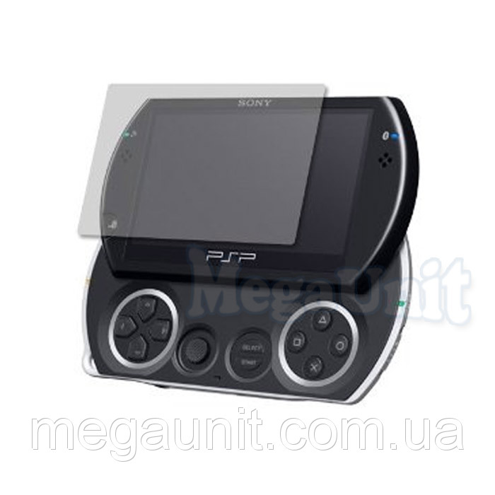 Защитная пленка для экрана Sony PSP Go