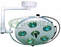 L2000 6-II- шестирефлекторный потолочный