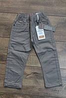 Катоновые брюки для мальчиков. 1 и 2 года.